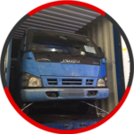 Export Trucks from Singapore Worldwide