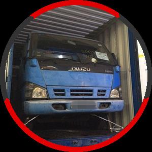 Export Trucks from Singapore Worldwide