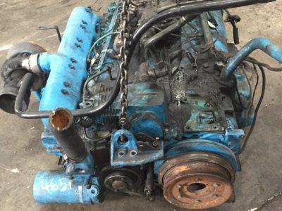 Mercedes OM 447 Engine
