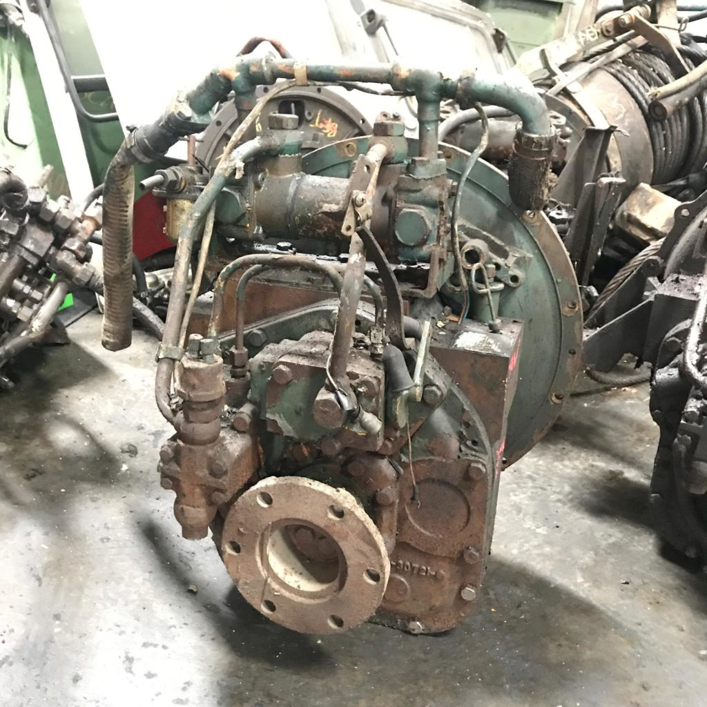 Buy Used Truck Parts Online | Bus Engine Parts and Used Bogies For Sale