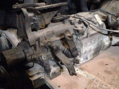 Ford WL Engine and Van Gearbox 3