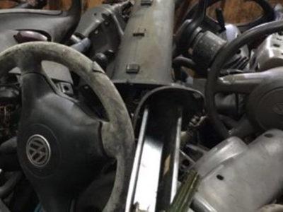 complete-steering-weel