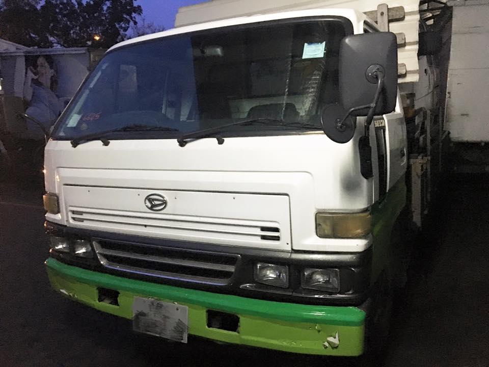 2000 DAIHATSU V119LU