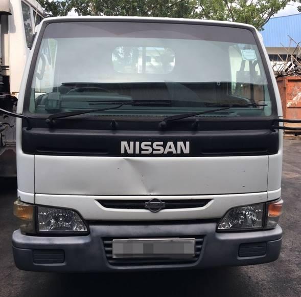2001 NISSAN CABSTAR