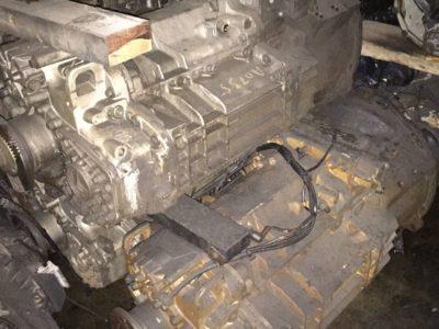 Mercedes G155 Gearbox