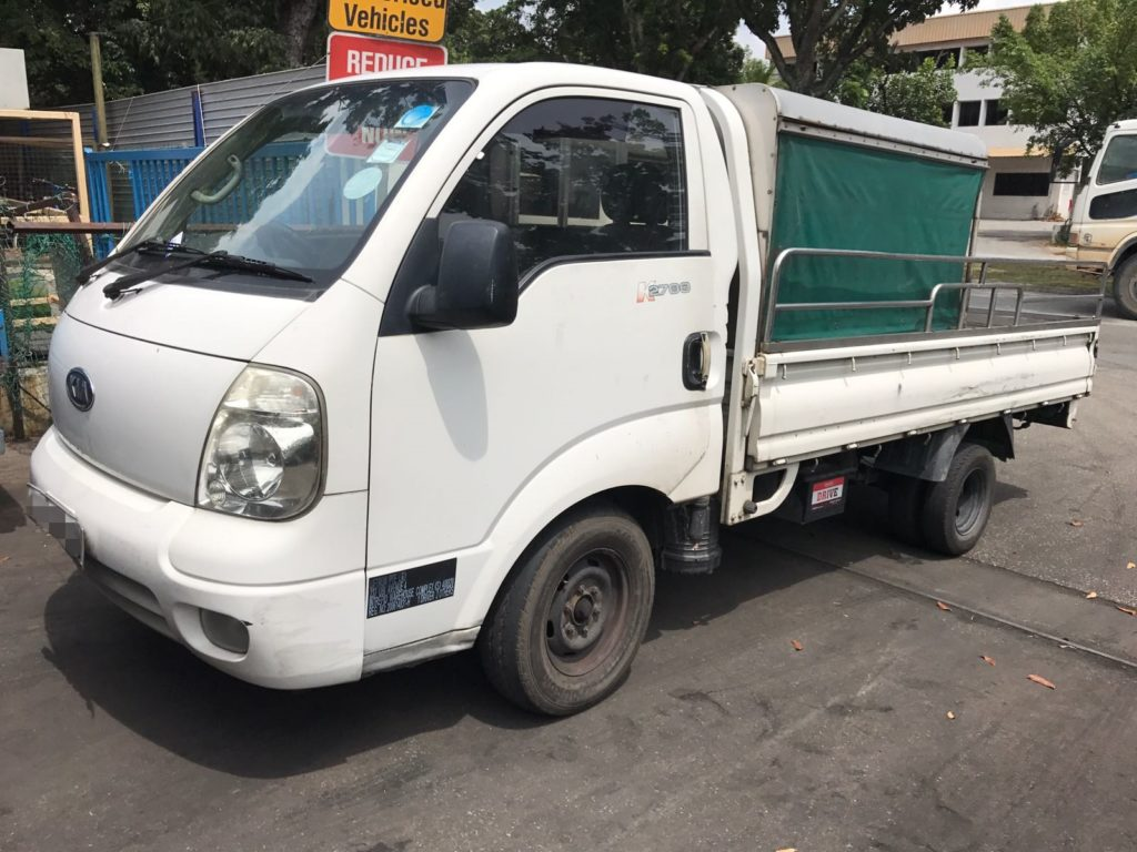 Lee Auto Sales >> KIA K2700 - Kiat Lee Group